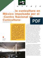 La Cun i Cultura en Mexico