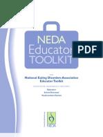 NEDA Toolkit Educators