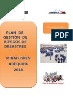 Plan de Gestión de Riesgos I.E EL SALVADOR