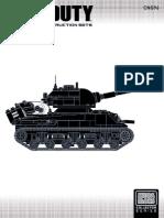 CNG96Legends- Battle Tank