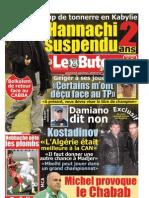 LE BUTEUR PDF du 20/10/2010