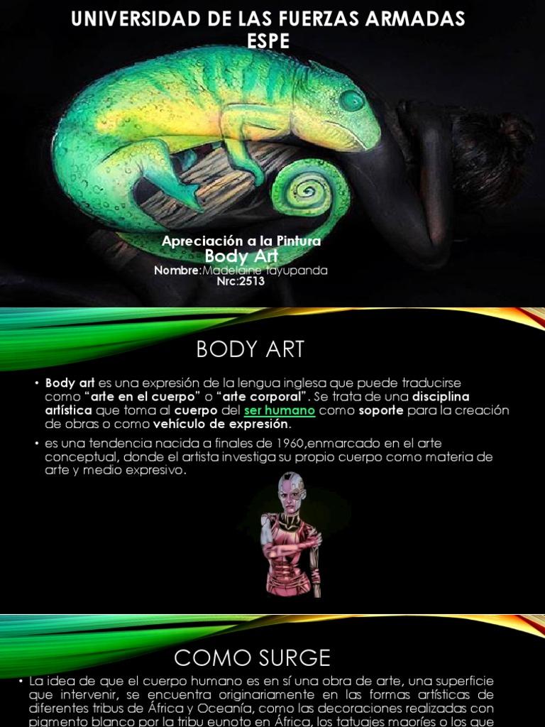 Body Art Madelaine Tayupanda Arte Corporal Estetica