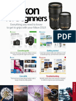 Nikon for Beginners