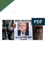 UN Rights Chief Calls for International Investigation Into Khashoggi Murder