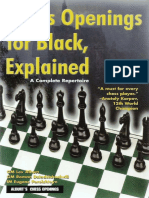 Alburt Et Al - Chess Openings for Black, Explained