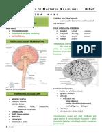 Neurology Mental Exam