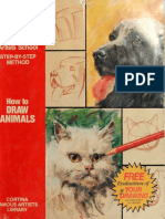 How to Draw Animals Famous Artists School
