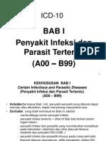 9. BAB I Penyakit Infeksi Dan Parasit Tertentu