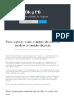 Passo a Passo_ Como Construir Do Zero Um Modelo de Projeto Eficiente – Project Builder