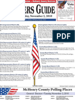 McHenry County Voter's Guide