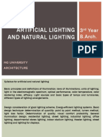 3rd Yr Lighting Lecture p1
