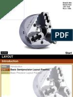 Semi Precision Layout