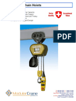 Mcp Gis Chain Hoists
