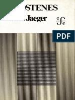 Jaeger Werner, Demóstenes , La Agonía de Grecia