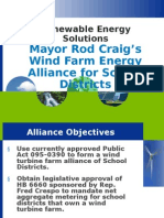 Wind Alliance Power Point July 2008