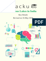 List of Lakes in India.pdf