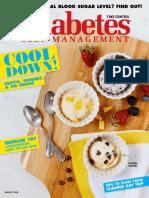 Diabetes Self-Management - July 01 2018