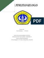 COVER jurnal penelitian.doc