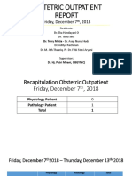 OBSTETRIC OUTPATIENT REPORT MUT 07.12.18.pptx