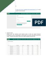 Manual Daftar Online DPMTK