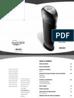 ENV TA500 Turbo Manual 9.12 R1
