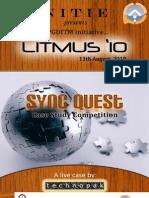 Sync Quest'10 Case