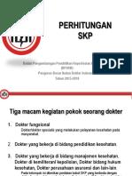2. PERHITUNGAN SKP