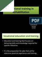 vocational training in rehabilitation.pptx