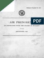 OP 422 - Ordnance Pamphlet Air Phenomena