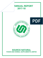 Source Natural 2017-18