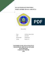 Konversi Energi PLTA