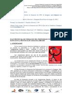 Plan Provincial CCBB Zaragoza 2018-2010. Congreso MEC Madrid  Iñaki y Alfonso