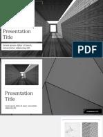 Presentation Cover Optio