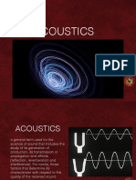 A Acoustics Intro