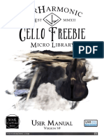 Cello Freebie Manual