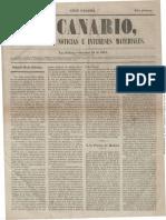 El Canario (Periódico de noticias e intereses materiales)