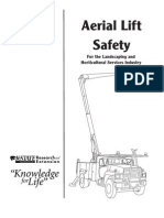 Aerial Lift Safety