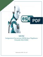 ESET MDM Installation-VA Linux