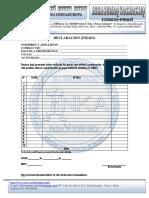 MODELO DECLARACION JURADA EN GENERAL.docx