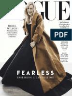 Vogue Australia - June 2018