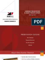 2017 07 28 China Sunsine 2Q2017 Results Presentation General July 2017 PDF Final