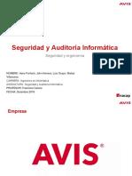 Auditoria Ev3