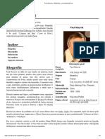 Paul Mauriat – Wikipédia, A Enciclopédia Livre