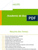 Aula 01 - Mercado, Marketing de Rede e Herbalife