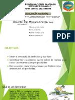 Diagnostico y Tratamiento de Pesticidas