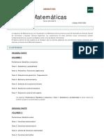 Matematicas - Guia