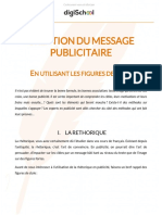 Communication Creation Du Message Publicitaire