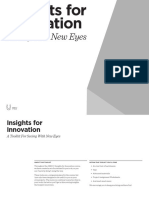 Insights for Innovation Toolkit