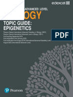Biology Topic Guide Epigenetics