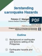 PHIVOLCS Understanding Earthquake Hazards